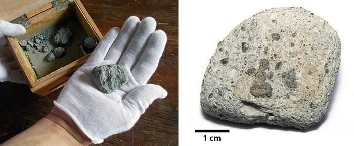 Serooskerke meteoriet (bron: de Vet, 2015)